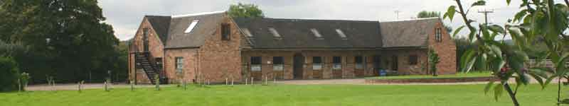 Atherstone Stables Holiday Suites